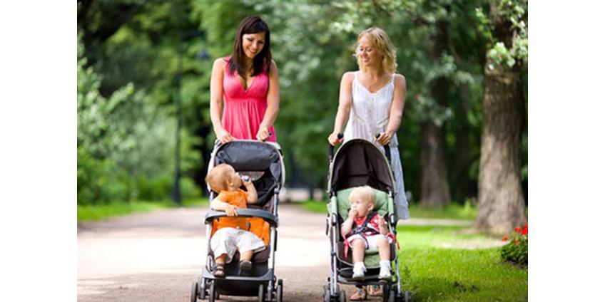 Уход и чистка детской коляски в домашних условиях