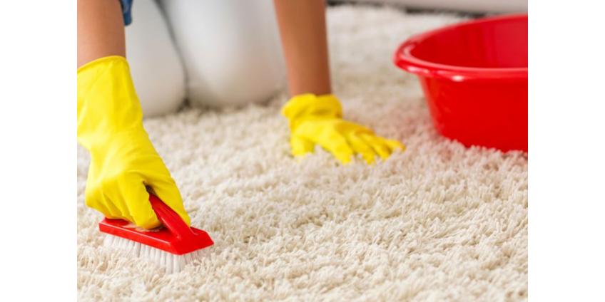 Советы по чистке ковров от Pclean - выездная химчистка на дом